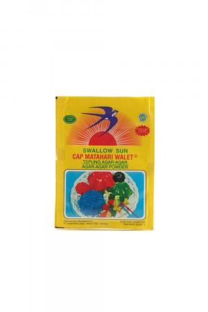 Swallow Sun Tepung Agar-Agar Warna Hijau 7gr