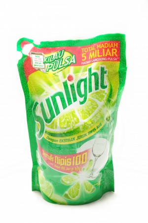 Sunlight Jeruk Nipis New Ref 800ML