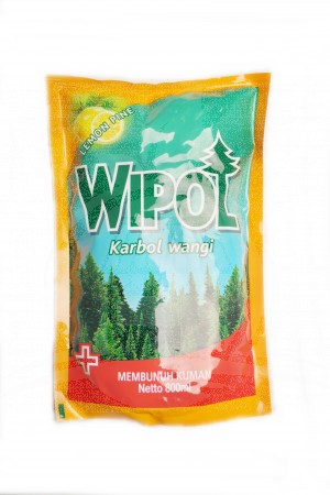 Wipol Lemon Pine Ref 800 ML